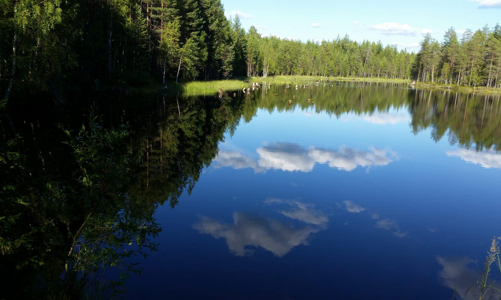 Карелия, Верхнее Волозеро