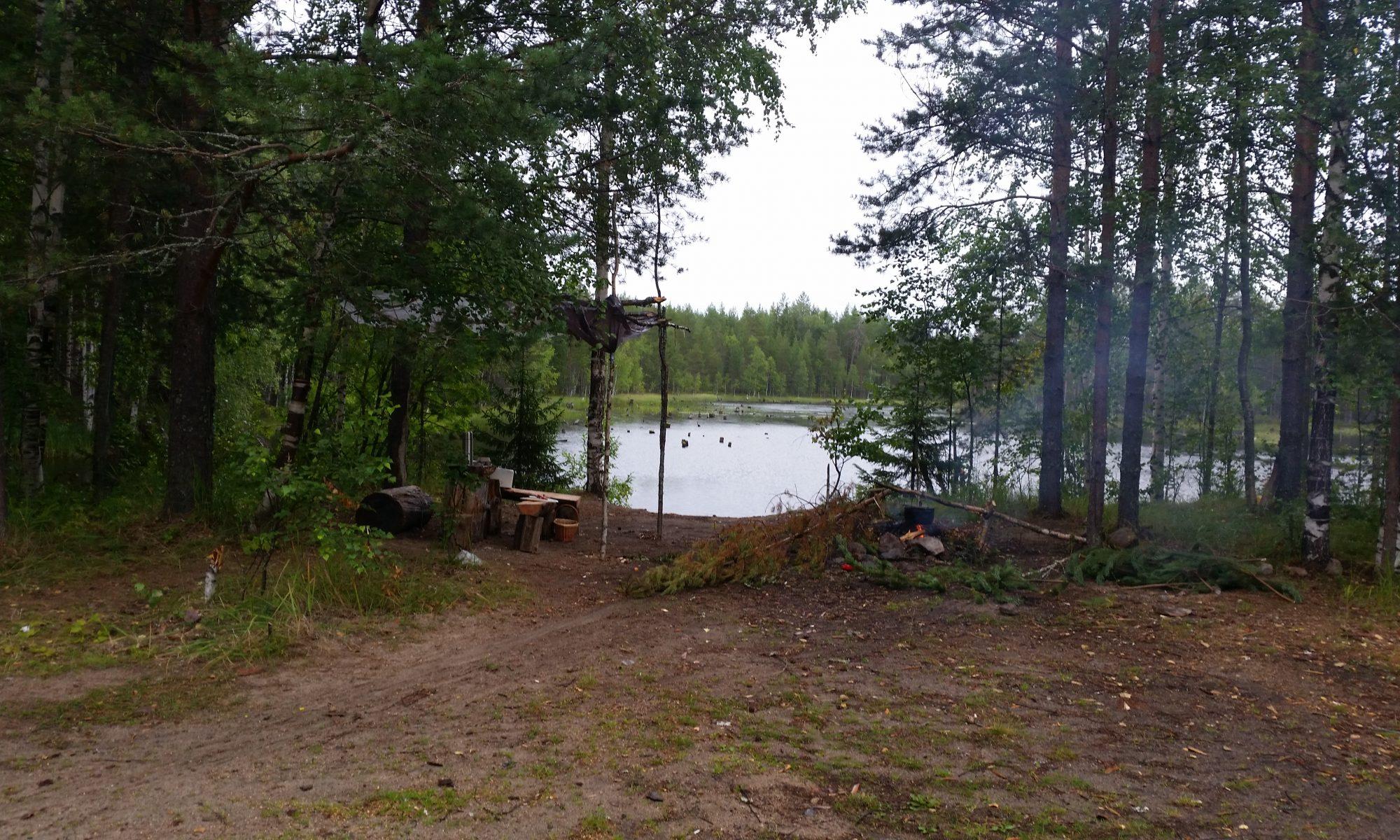 озеро Верхнее Волозеро