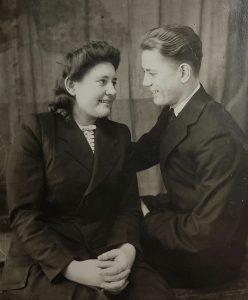 Бабушка с братом